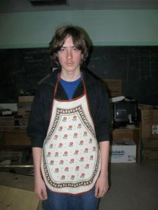apron of doom