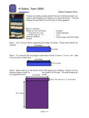 safetyglasses rack