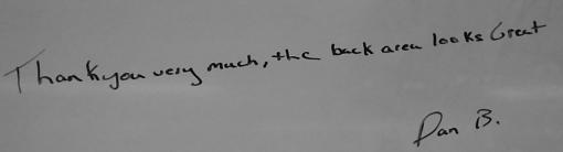custodian note