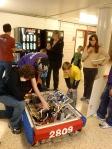 Robot Demo 2010