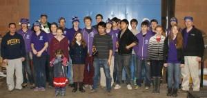 big purple family