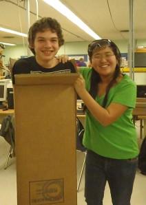 josh in a box
