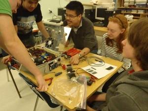 rewiring the box