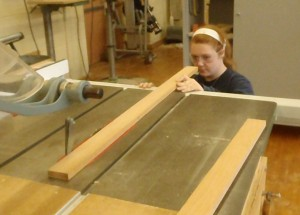 queen of the table saw