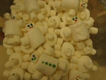 marshmallow robots