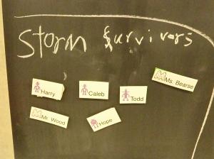 storm survivors