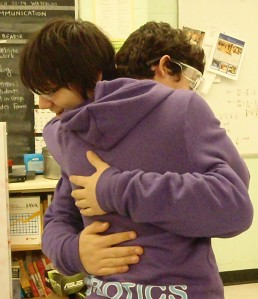 big purple hugs