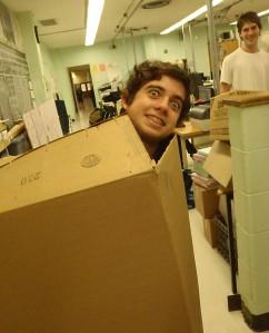 sam in a box