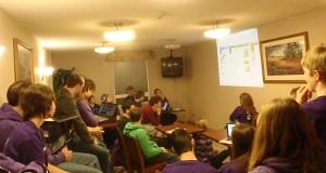 scouting meeting