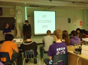 pit scouting
