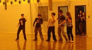 dance contest